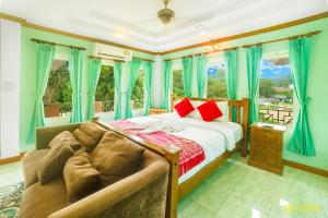 Djast Villa Phuket, Villák  Bangtau-part - big - 269