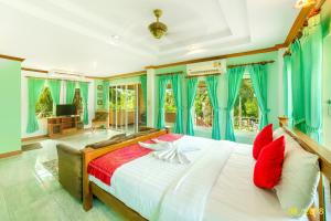 Djast Villa Phuket, Villák  Bangtau-part - big - 268