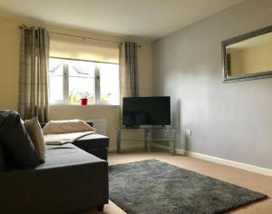 obrázek - 2 bed modern ground floor flat in Stirling