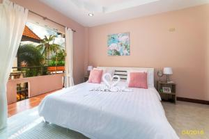 Beach line Djast Villa Phuket, Villas  Bang Tao Beach - big - 14