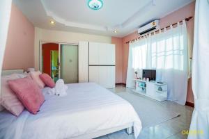 Beach line Djast Villa Phuket, Villas  Bang Tao Beach - big - 17