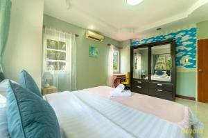 Beach line Djast Villa Phuket, Villas  Bang Tao Beach - big - 39