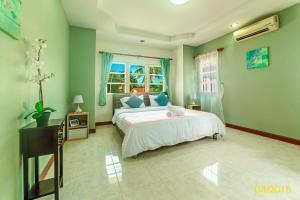 Beach line Djast Villa Phuket, Villas  Bang Tao Beach - big - 10