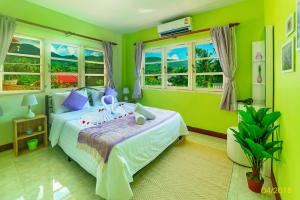 Djast Villa Phuket, Villák  Bangtau-part - big - 276