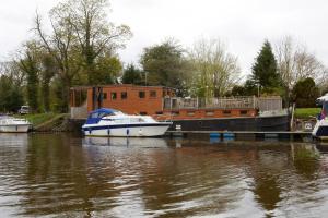 obrázek - Unique Boutique Houseboat in Bishopthorpe, York