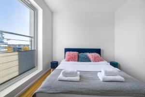 Apartament Olsztyński Lake Apartments osiedle Calamo Park Olsztyn