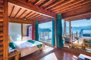 Hostels und Jugendherbergen - Lugu Lake Yinian Huashe Inn