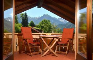 Gipfelglück Hinterstein - Apartment - Oberjoch-Hindelang