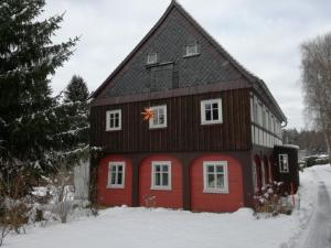 Oberlausitzer Ferienhaus Gebirgshäusl Jonsdorf