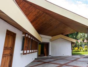 La casa di Piero al golf Cariari, San José