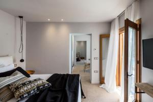 Minos Beach Art Hotel, Hotely  Agios Nikolaos - big - 55