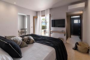Minos Beach Art Hotel, Hotely  Agios Nikolaos - big - 6