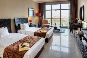 Oryx Hotel, Абу-Даби
