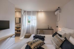 Minos Beach Art Hotel, Hotely  Agios Nikolaos - big - 74