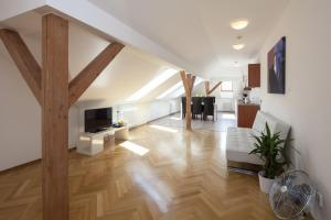 Capital Apartments - Wenceslas square - Prag