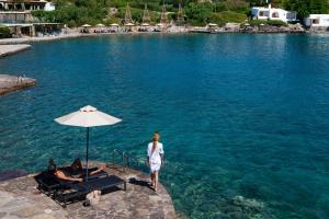 Minos Beach Art Hotel, Hotels  Agios Nikolaos - big - 105