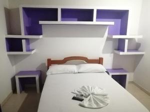 Hotel Playa Dorada, Penziony  Coveñas - big - 73