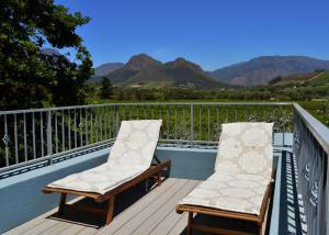 1AA Wilhelmina Luxury Suites, Apartmány  Franschhoek - big - 25