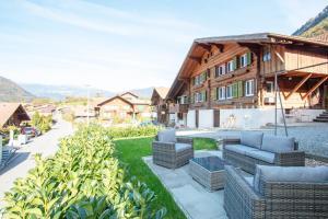 obrázek - Wunderschöne und zentral gelegene Ferienwohnung in Gsteigwiler sucht Feriengäste