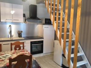 Maison mitoyenne 35 m2 - Hotel - Bellevaux-Hirmentaz