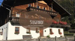 Stegerhof - Accommodation - Santa Maddalena in Casies
