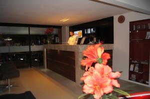 Hotel Fortaleza Inn, Hotely  Fortaleza - big - 26