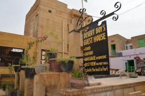 Desert Boy's Guest House, Penziony - Džaisalmér