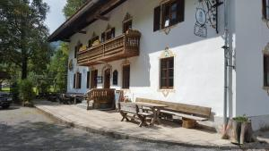 Gasthof Backeralm