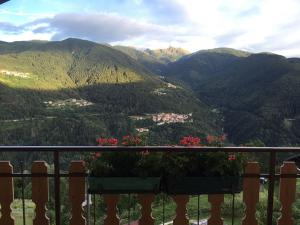 romantico attico vista montagna - Apartment - Capriana