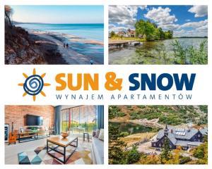 Apartamenty SunSnow Mielno na Nadbrzeżnej