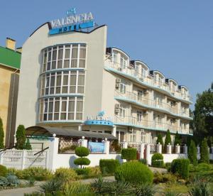 Отель Валенсия, Джемете