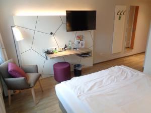 Hotel Ullrich, Hotels  Elfershausen - big - 7