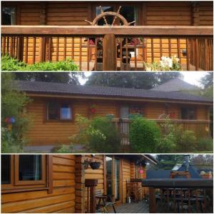 obrázek - Glenmhor Log Cabin