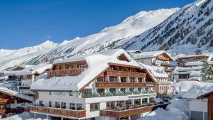 Hotel Wiesental - Obergurgl-Hochgurgl