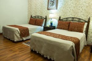 Hotel Casa Divina Oaxaca, Szállodák  Oaxaca de Juárez - big - 27
