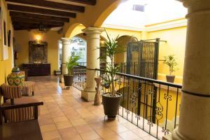 Hotel Casa Divina Oaxaca, Szállodák  Oaxaca de Juárez - big - 47