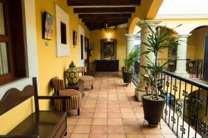 Hotel Casa Divina Oaxaca, Szállodák  Oaxaca de Juárez - big - 48