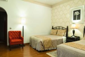 Hotel Casa Divina Oaxaca, Szállodák  Oaxaca de Juárez - big - 31