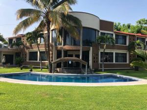Hermosa y amplia casa en Xochitepec, Villen  Chiconcuac - big - 19