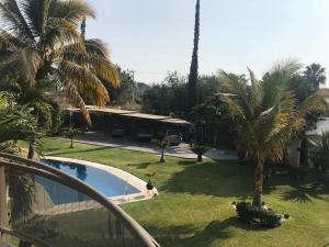Hermosa y amplia casa en Xochitepec, Villen  Chiconcuac - big - 17