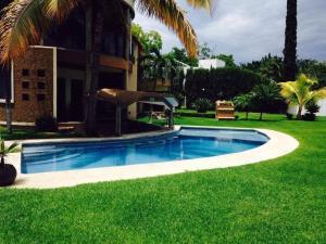 Hermosa y amplia casa en Xochitepec, Villen  Chiconcuac - big - 15