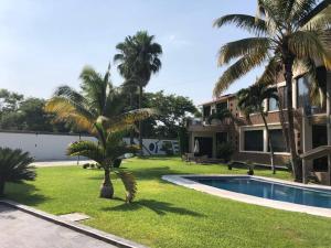 Hermosa y amplia casa en Xochitepec, Villen  Chiconcuac - big - 11