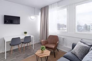 Forenom Serviced Apartments Rauma Kaivopuisto