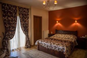 Andromeda Hotel Limni Plastira - Mesorráchi