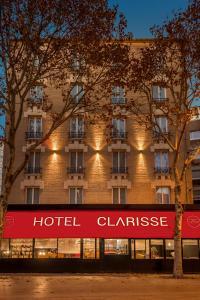 Hôtel Clarisse, Hotely  Paříž - big - 43