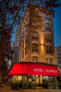 Hôtel Clarisse, Hotely  Paříž - big - 62