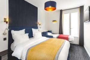 Hôtel Clarisse, Hotely  Paříž - big - 42
