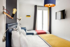 Hôtel Clarisse, Hotely  Paříž - big - 41