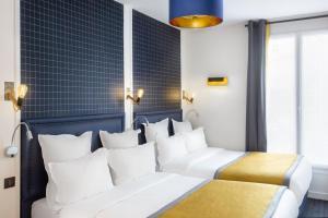 Hôtel Clarisse, Hotely  Paříž - big - 46
