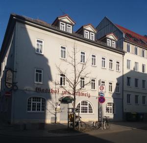 Gasthof zur Schweiz - Jena